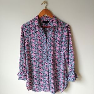 Banana Republic ▪ Floral Pattern Blouse